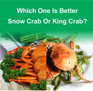 Which One Is Better Snow Crab Or King Crab?